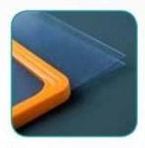 Buzunar Protectie Tip U pentru rame ABS(1)
